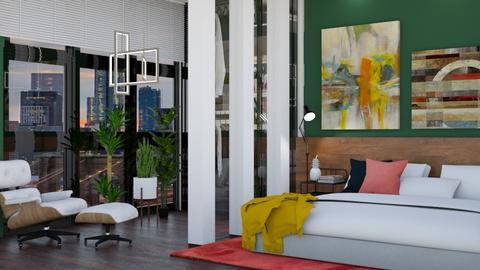 Modern Room - by Aymee Estrella
