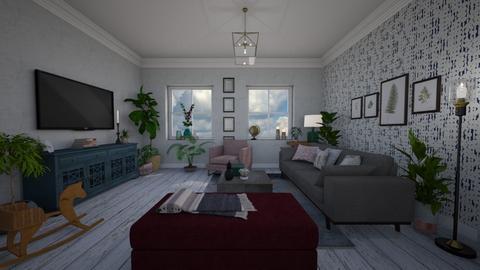 sofa - Living room - by TRMVM