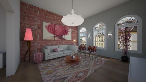 BronxX - Feminine - Living room - by Daisy de Arias