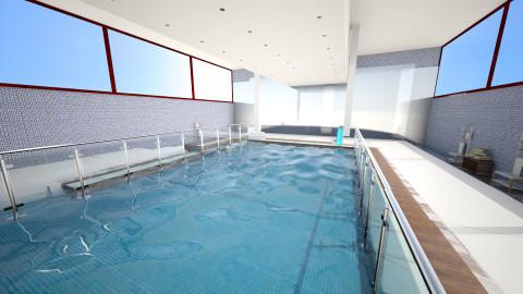 Murdock High School Pool - Modern - by hundal1998