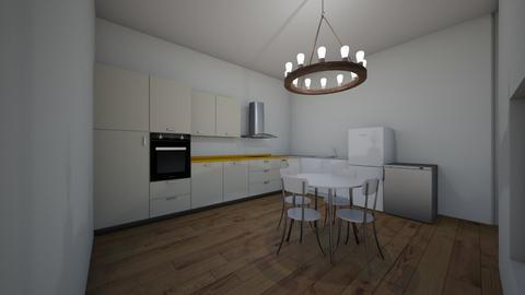 dream home - Modern - Kitchen - by wardu2