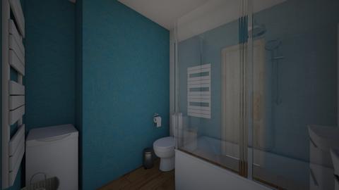 lazienka - Bathroom - by Cziken