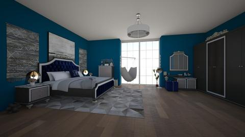 navey theia - Bedroom - by martinal2
