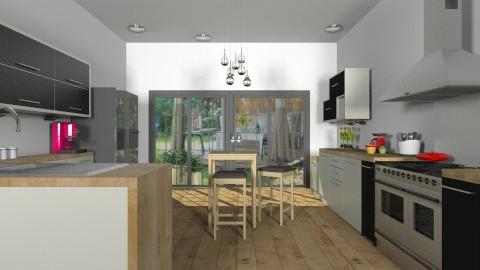 Kitchen25042014 - Kitchen - by Yellow Moon Design