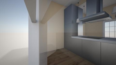 dream - Kitchen - by Alenka20