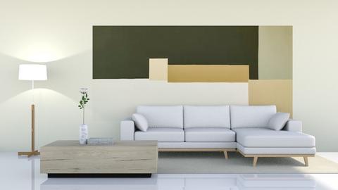 ZEN - Living room - by KimAlys
