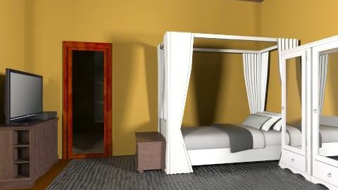 bedroom life - Modern - Bedroom - by starfruit