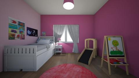 Girls room - Kids room - by lisvm