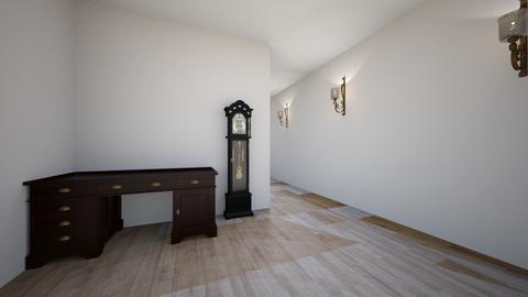 kamado_2f - Living room - by SHUNA