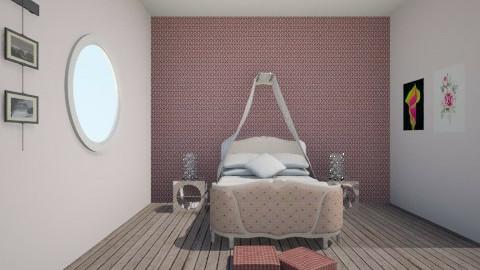 chambre de fille - by valcarona