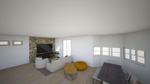 3 - Living room - by sathieshnaa