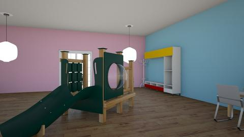 kinderdagverblijf - Modern - Kids room - by yawa