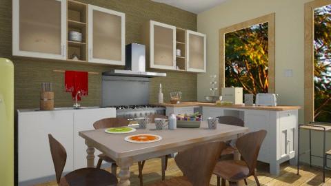 Vintg - Vintage - Kitchen - by Mi Hipolito
