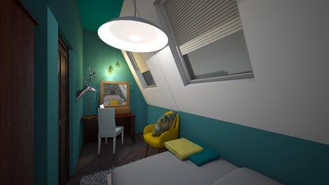 dream bedroom banino - Bedroom - by Iguana69