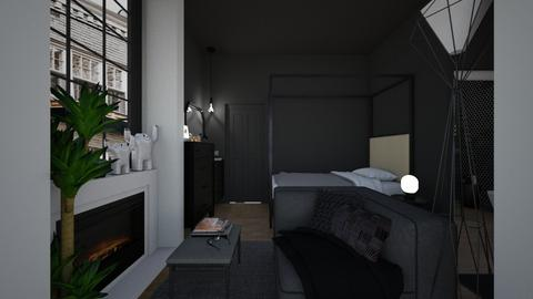 Casa364Bedroom - Masculine - Bedroom - by nickynunes