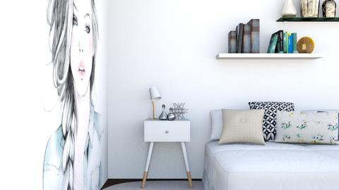 bedroom - Bedroom - by algeria16