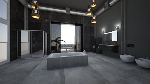 Ada Bart - Modern - Bathroom - by AdaBart