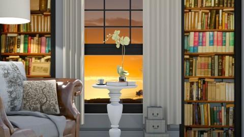 Up Close and Personal  - Living room - by SimonRoshana