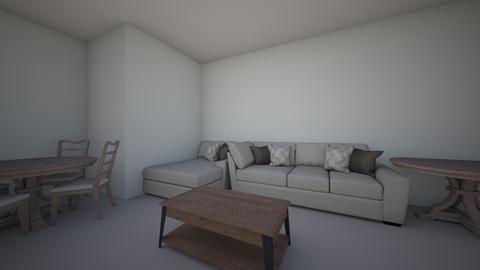 mansour room  - Living room - by malsaedi10