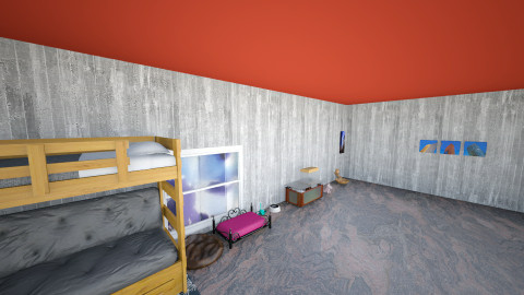Da pet room - by gummie04