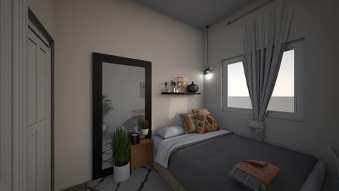 Dees Room - Living room - by fejiro