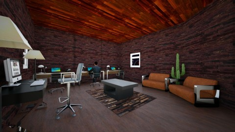 SIVERS - Office - by javi2014