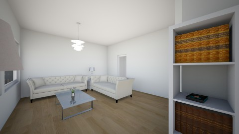 Kitchen 1 - Living room - by ritdias