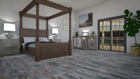 Flooring - Bedroom - by Sarah Anjuli Gailey