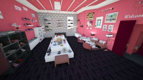 Shop interior - by KrisTina94