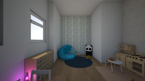 toy room - Kids room - by panka11