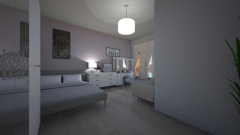 cit - Feminine - Bedroom - by Ritus13