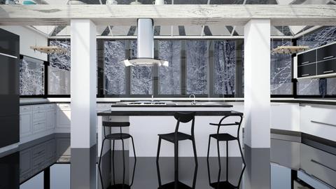 39 - Kitchen - by Raven Storme
