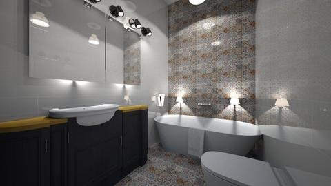 kujklbhlkh - Bathroom - by kxw