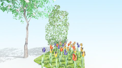 khhfgvkhg - Garden - by nassurina