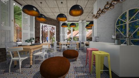 Bahio Coffee Shop - Eclectic - by 3rdfloor