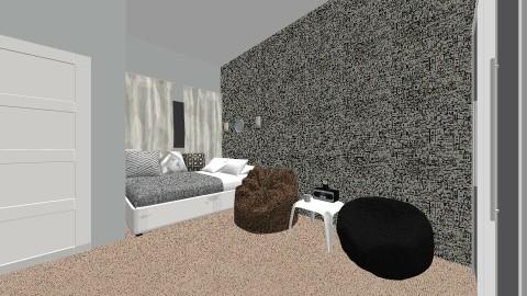 boy - Bedroom - by Camie Tafalla