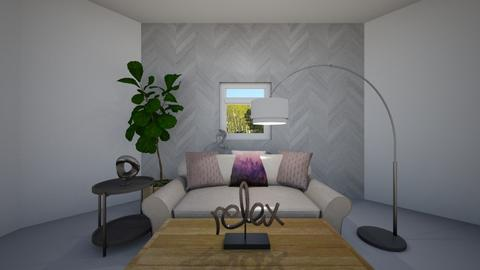 living room - by rabbites