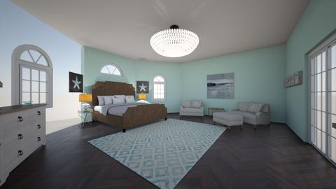 Master bedroom  - Bedroom - by Maddie Fuller