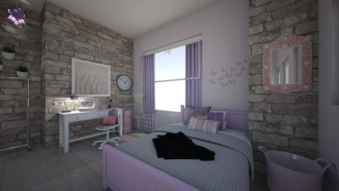 Design Studio Room - Bedroom - by ellarowe224
