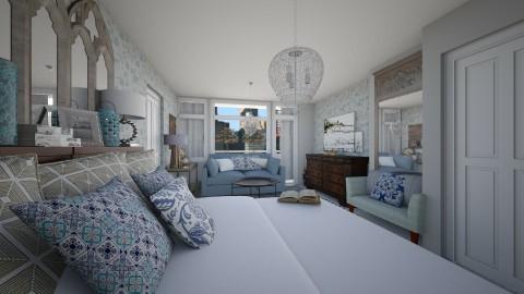 Bedroom redesign - Modern - Bedroom - by SimonRoshana