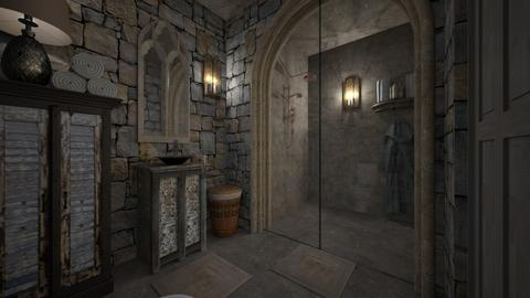 room - Bathroom - by deleted_1550519236_sorroweenah