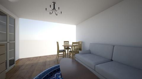 living - Classic - Living room - by luska503