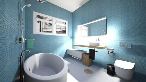 Bathroom - Modern - Bathroom - by Devita Sinar Damayanti