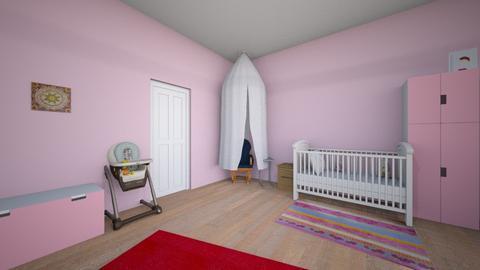 nursery - Kids room - by sk8er_boi27