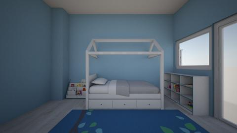 alex - Kids room - by d3nyy