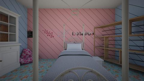 periodpooh_cute - Modern - Bedroom - by crybabysara12