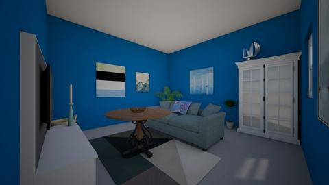 Ocean Living room - Classic - Living room - by styler world