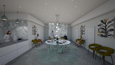 Endocrinology Clinic - Modern - Office - by michalbank11