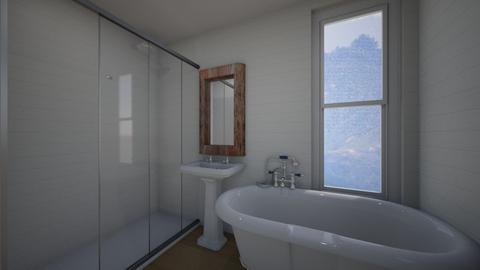 Tuhis whare - Bathroom - by nitapearsonnz