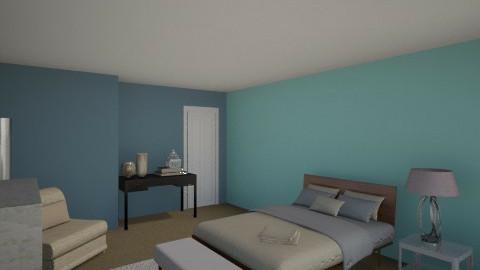 teen bedroom  - Bedroom - by SAMMB123